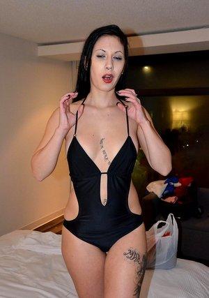 Emo vixen GHB hot hotel sex night