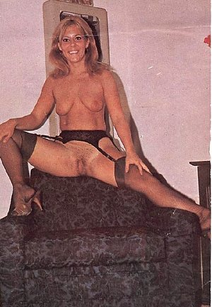 Hairy pussy vintage women