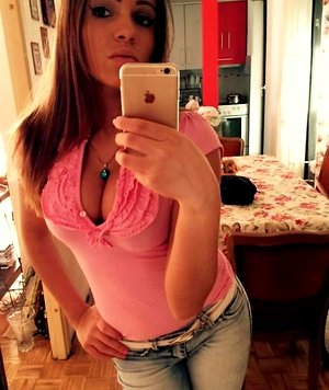 Hot and sexy amateur honeys flaunt their big melons
