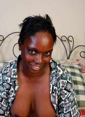 Sweety african mature