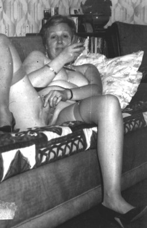 Vintage ladies in classic adult pictures
