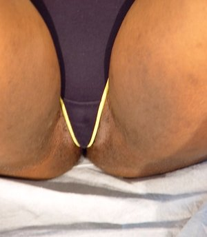 Black woman Mystic in her first adult session