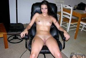 Nude Homemade Amateur Modeling Pics - Alexis V. Model