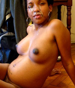 Pregnant Black Women