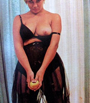 Softcore photos of classic ladies