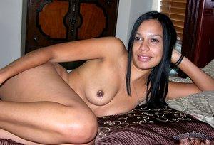 Amateur Nude Model Angel J.