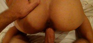 Big-boobed Filipina with nice plump ass fucked hard